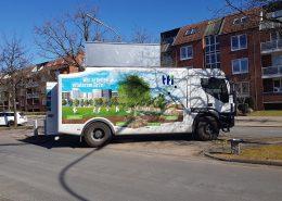 Verbesserung des Wachstumsstandortes, Norderstedt